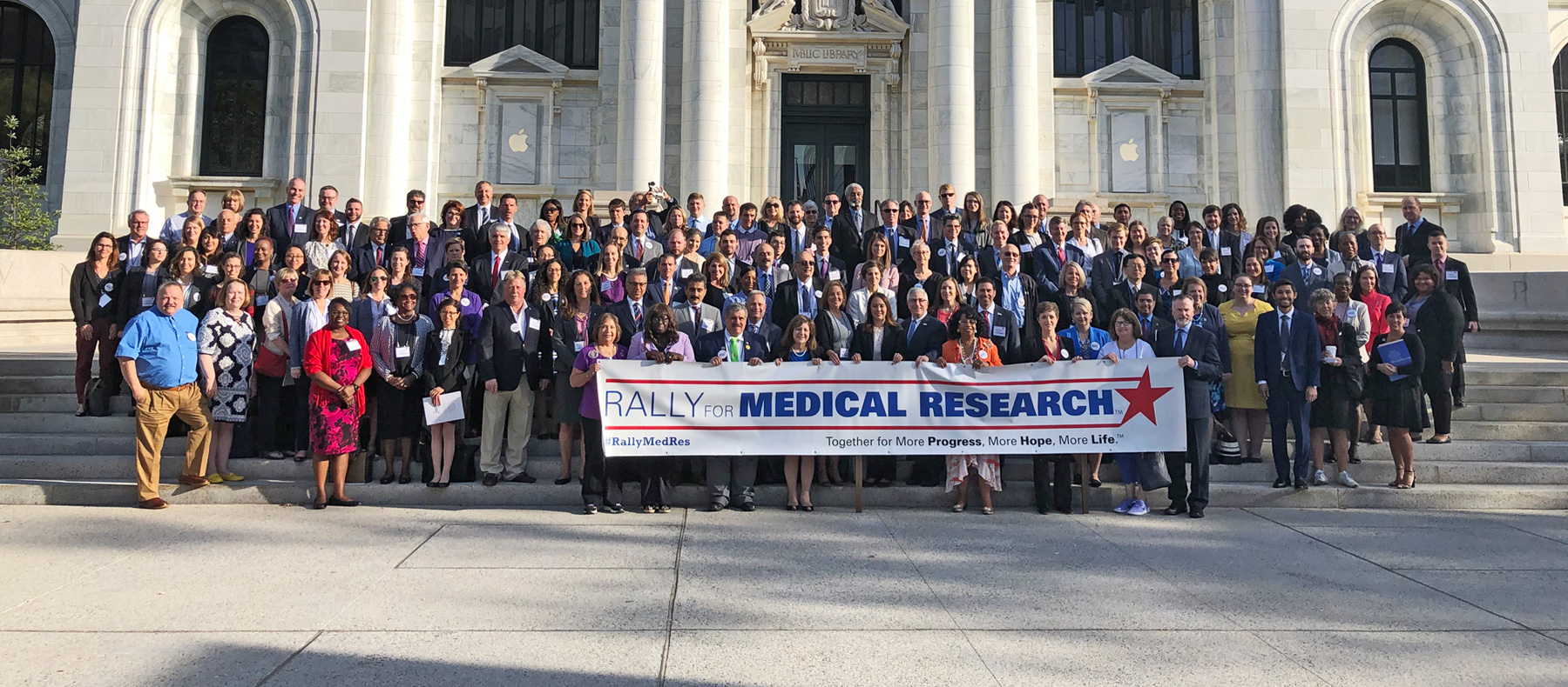 2019 Rally for Medical Research